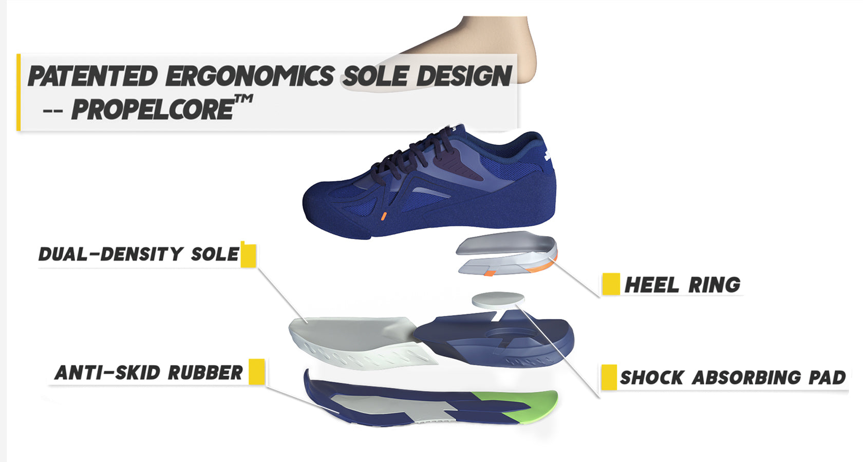 Why Wide Toe Box Sneakers May Be Right for You