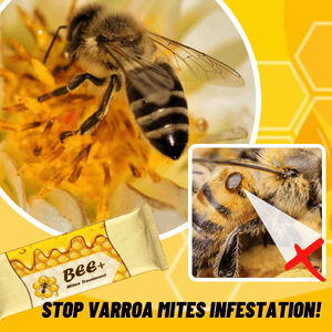 [Promo 30%] Bee+ Mites Treatment (20 Strips)