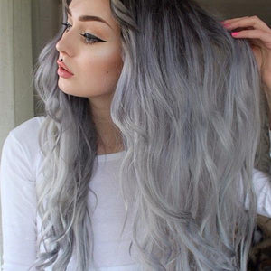 [Promo 30%] DivaScarlet™ Ash Gray Hair Dye