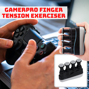 [Promo 30%] GamerPRO Finger Tension Exerciser