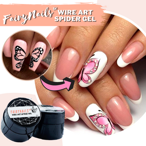 [PROMO 30%] FAIRYNails™ Wire Art Spider Gel