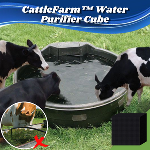 [PROMO 30% OFF] CattleFarm™ Water Purifier Cube