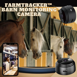 [PROMO 30%] FarmTracker™ Barn Monitoring Camera
