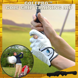 [PROMO 30% OFF] GolfPRO™ Golf Grip Training Aid