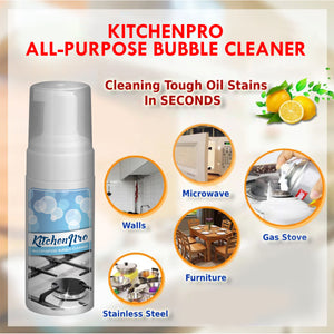 KitchenPro All-Purpose Bubble Cleaner