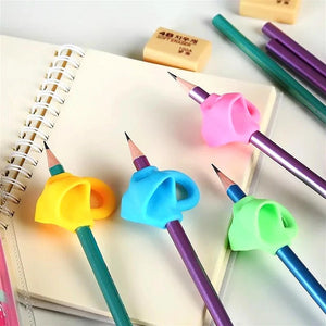 WriteRight! Kid's Pencil Grip Corrector (5pcs)