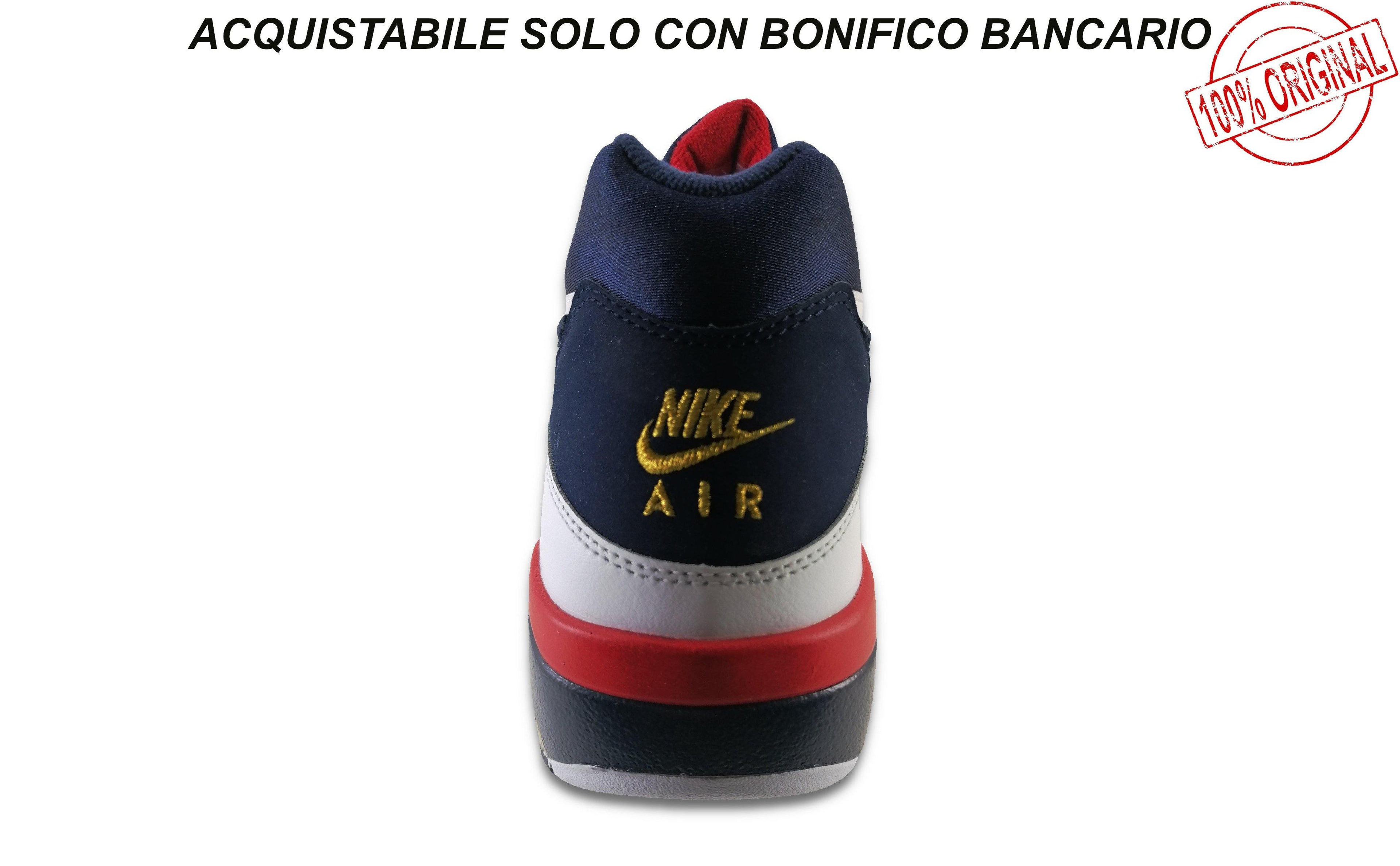 Nike Air Force 180 Olympic 310095-100 - Street Sport