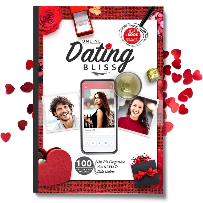 Online Dating Bliss Ebook & 100 Dating Tips