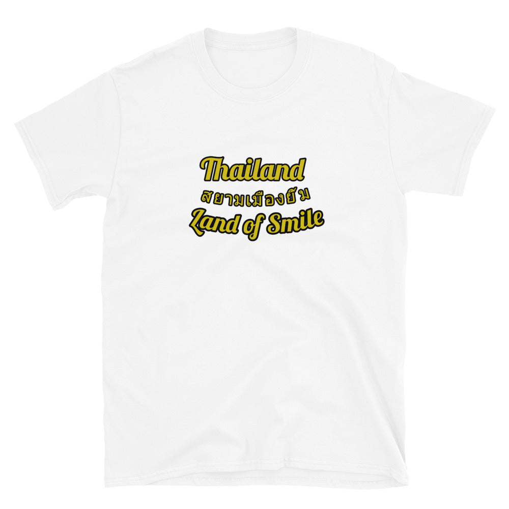 Thailand Land of Smile T-Shirt