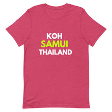 Laden Sie das Bild in den Galerie-Viewer, Koh Samui Thailand -T-Shirt