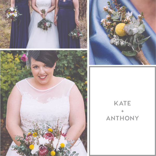 Kate + Anthony