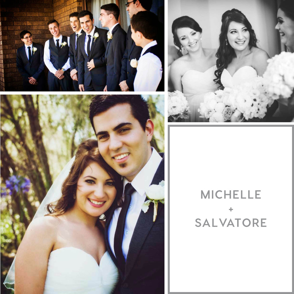 Michelle + Salvatore