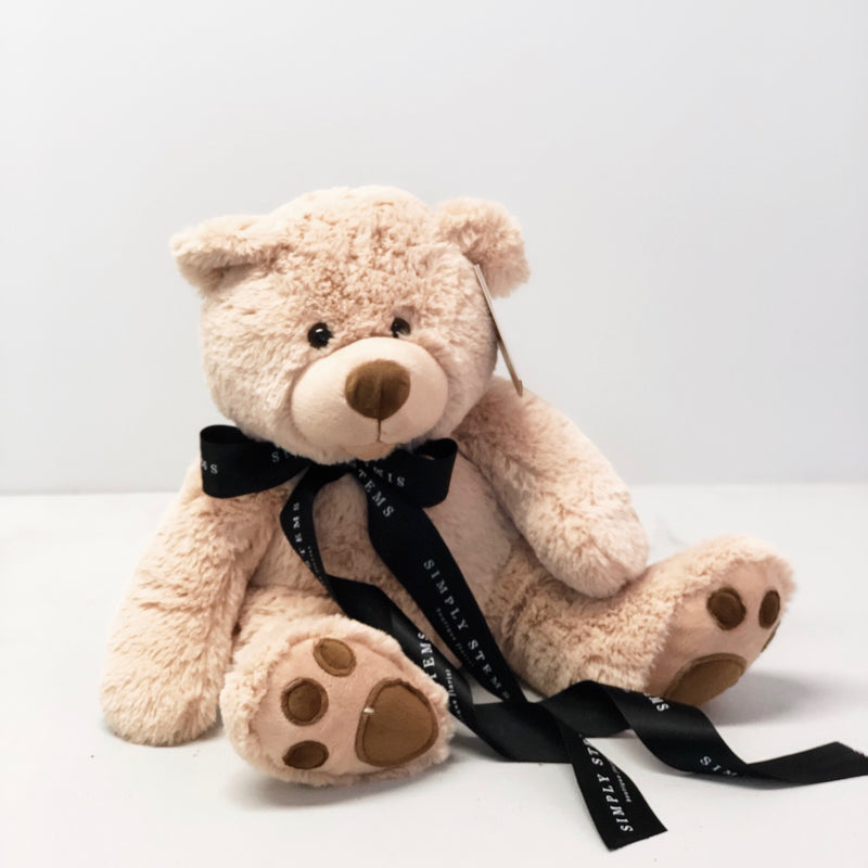 Mojo Teddy Bear - Simply Stems Boutique Florist Shepparton