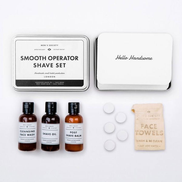 Smooth Operator Shaving Kit - Simply Stems Boutique Florist Shepparton