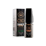 Dinner Lady 250mg CBD 30ml E-Liquid (70VG/30PG)