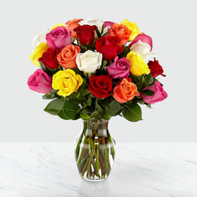 Load image into Gallery viewer, Assorted Rose Arrangement