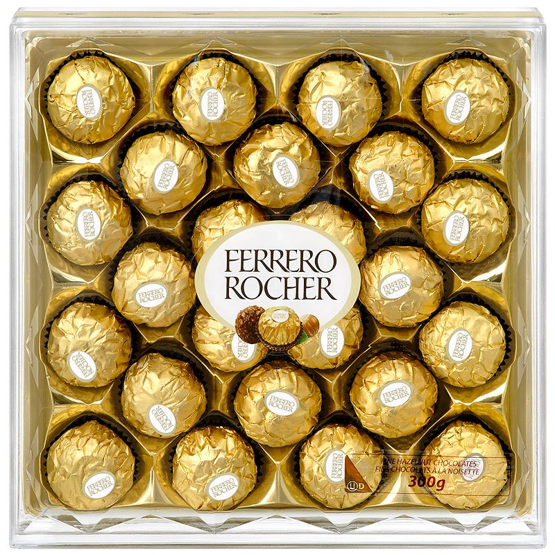 Ferrero Rocher Diamond