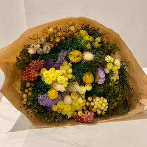 Handmade Dried Bouquets
