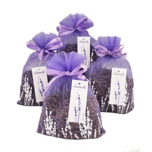 Load image into Gallery viewer, Lavender Organza Sachet