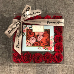 Large Rose Box