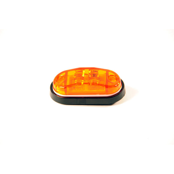 Oval LED Marker Light