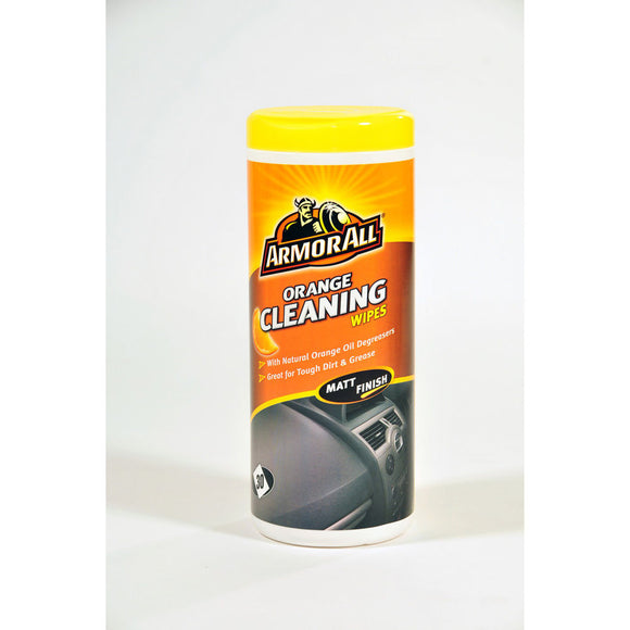 Armor All Wipes - Orange Clean