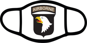 Army Airborne face mask