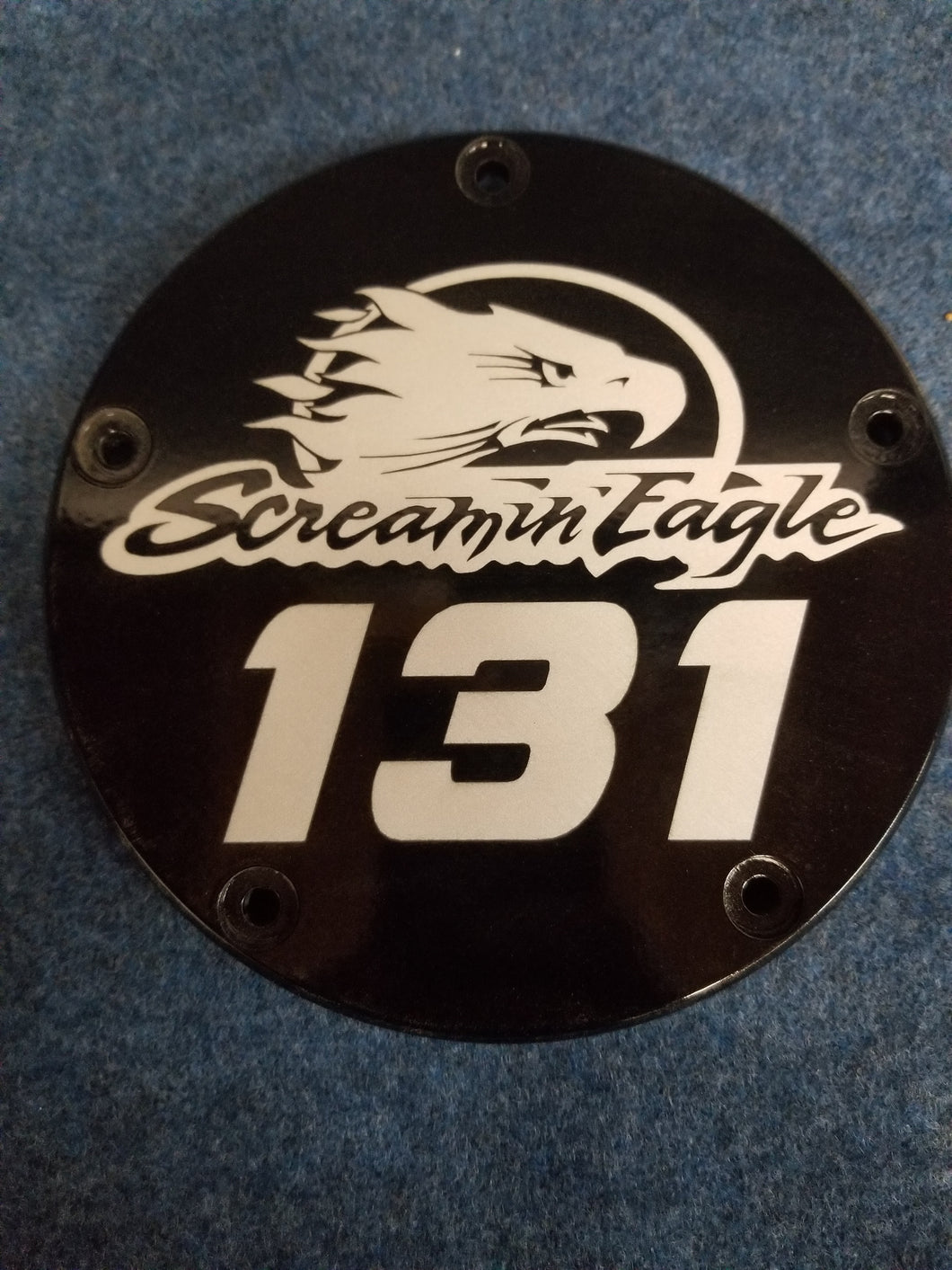 Harley davidson Screamin eagle 131 touring derby cover