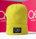 Queer Eye Yellow Beanie