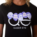 Queer Eye FAB 5 Group Heads T-Shirt