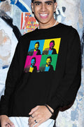 Bobby Berk Pop Art Cozy Sweatshirt - Unisex