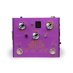 JOYO R-16 VOCAL LAB Vocal Effects Pedal