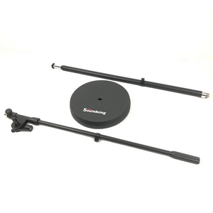 Soundking DD085-B Mic Stand with Boom Arm (Weighted Base)