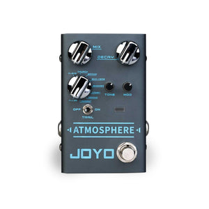 JOYO R-14 ATMOSPHERE Reverb Effects Pedal