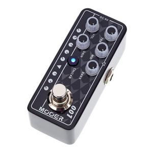 Mooer 001: GAS STATION Micro Preamp Effects Pedal