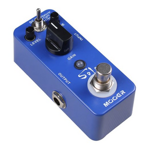Mooer SOLO Distortion Effects Pedal