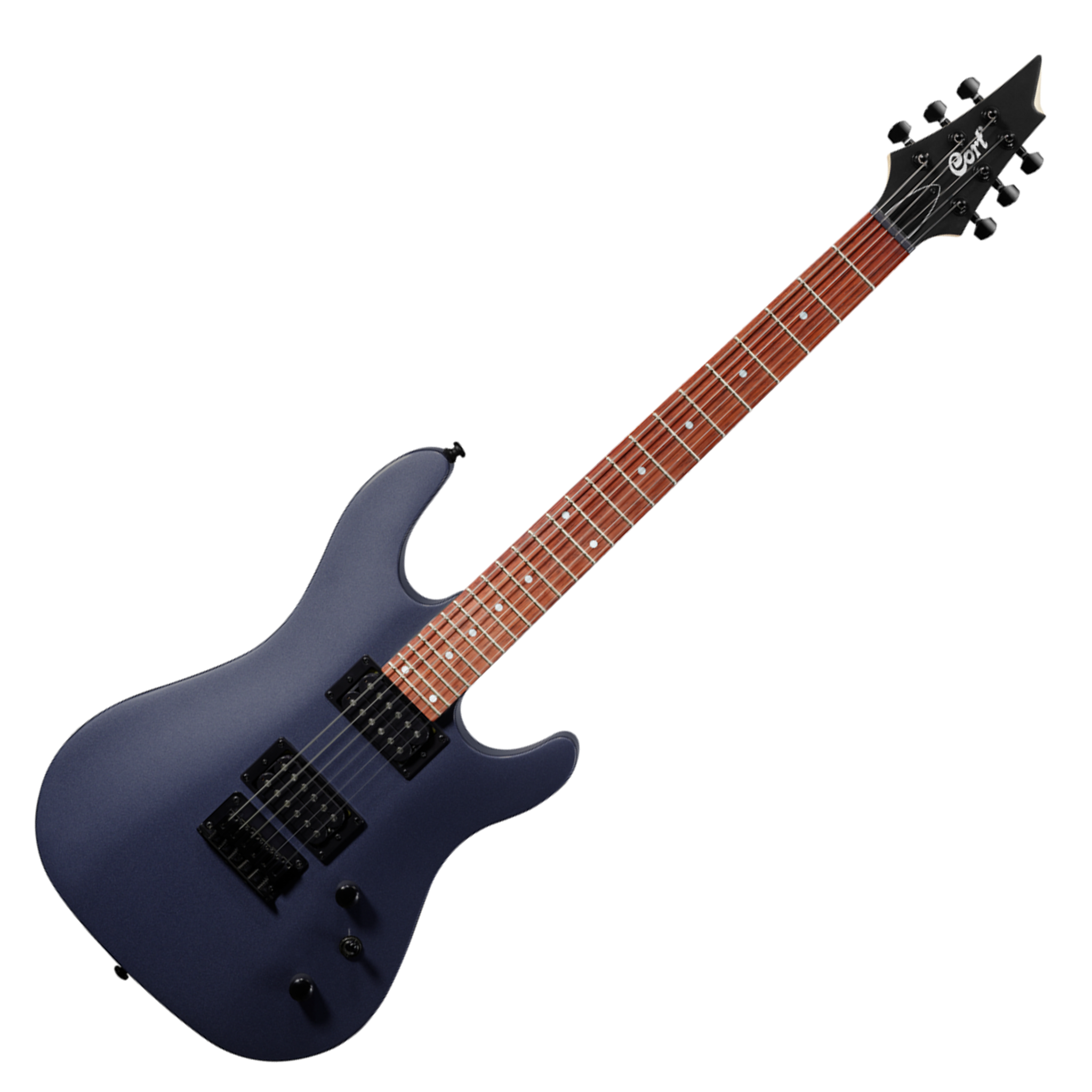 Cort KX100 Electric Guitar (Metallic Ash)