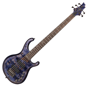 Cort PERSONA5-LAV 5-String Electric Bass Guitar (Lavender Phase)