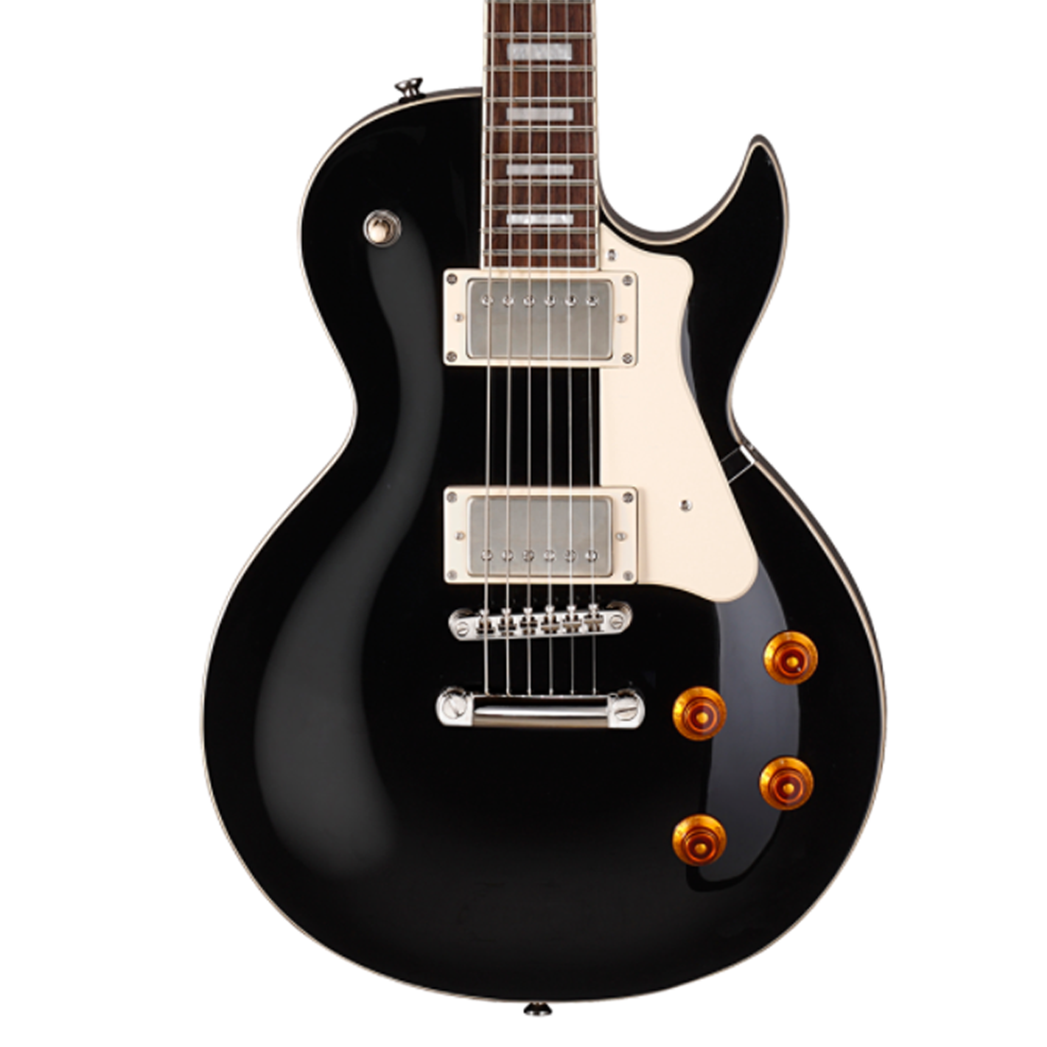 Cort CR200 Electric Guitar (Black)