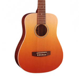 Cort AD MINI E Acoustic Guitar (Orange Grade)