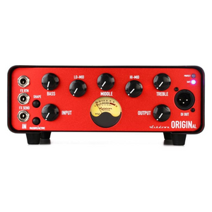 Ashdown Origin-AL 300W Mini Bass Amp Head