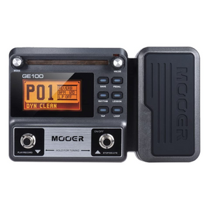 Mooer GE100 Multi-Effects Pedal