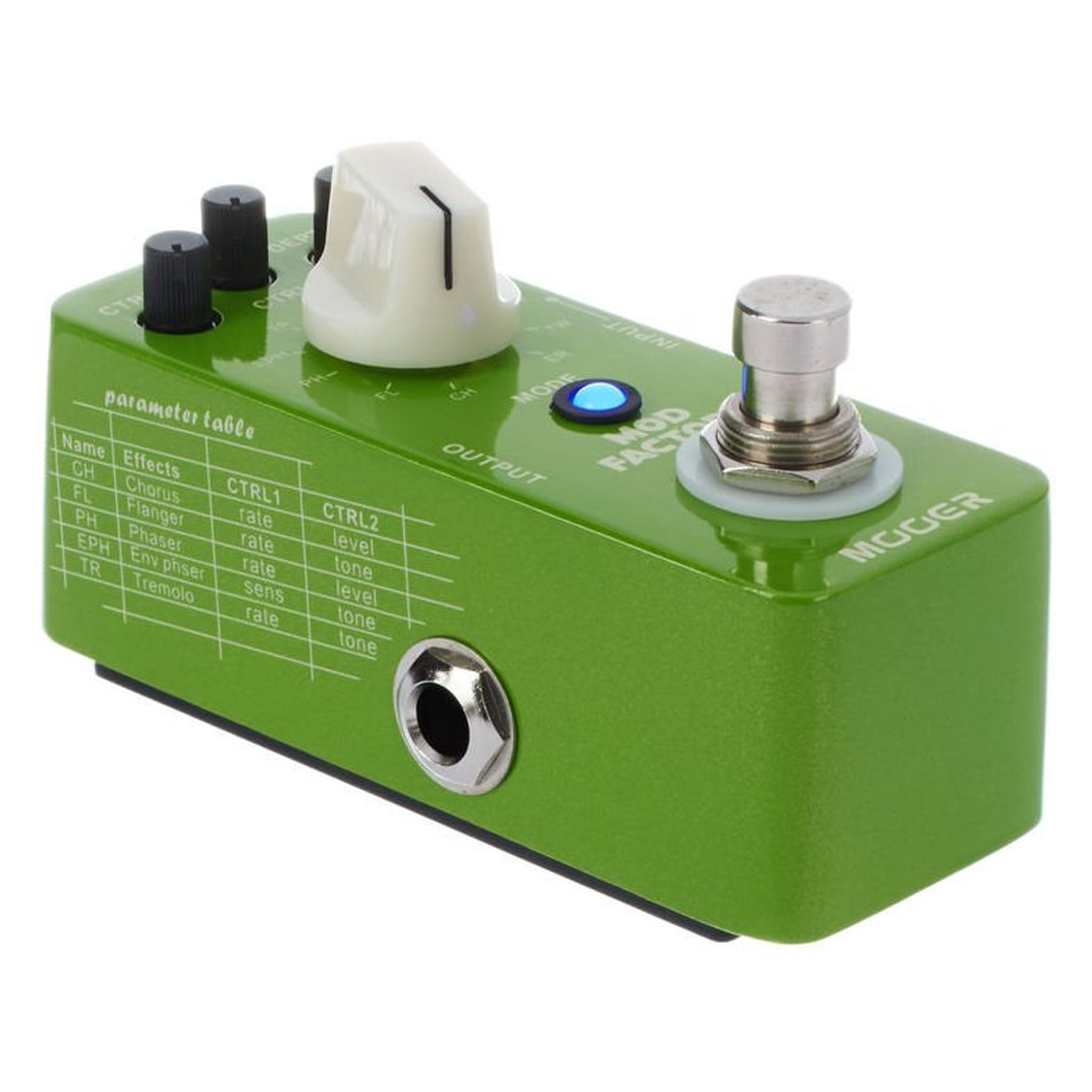 Mooer MOD FACTORY Modulation Effects Pedal