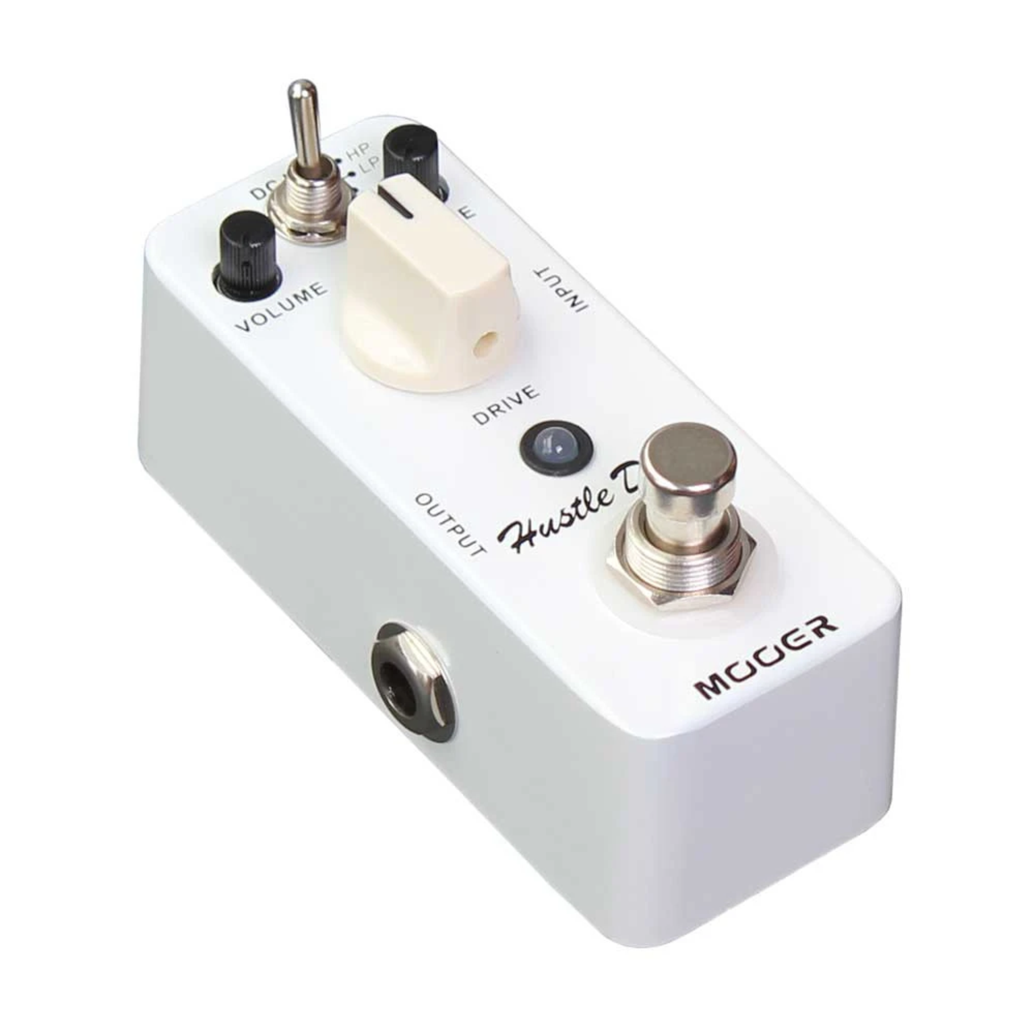 Mooer HUSTLE DRIVE Distortion Effects Pedal
