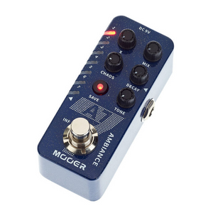 Mooer A7 Ambient Reverb Effects Pedal