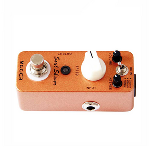 Mooer SOUL SHIVER Chorus/Vibrato/Rotary Effects Pedal