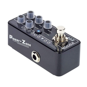 Mooer 003: POWER ZONE Micro Preamp Effects Pedal