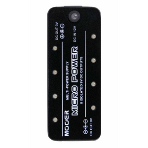 Mooer MICRO POWER Effects Pedal Power Supply