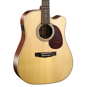Cort MR600F Acoustic Guitar (Natural Satin)