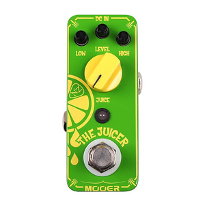 Mooer THE JUICER Neil Zaza Signature Overdrive Effects Pedal